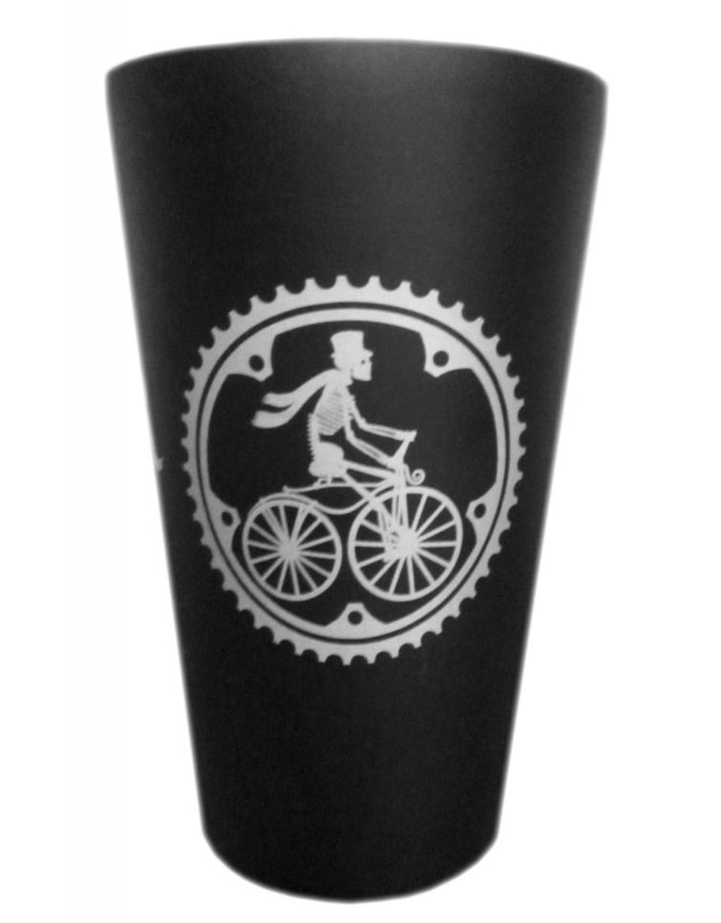 Boneshaker Pint Glass
