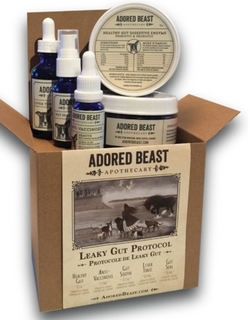 Adored Beast Leaky Gut Protocol