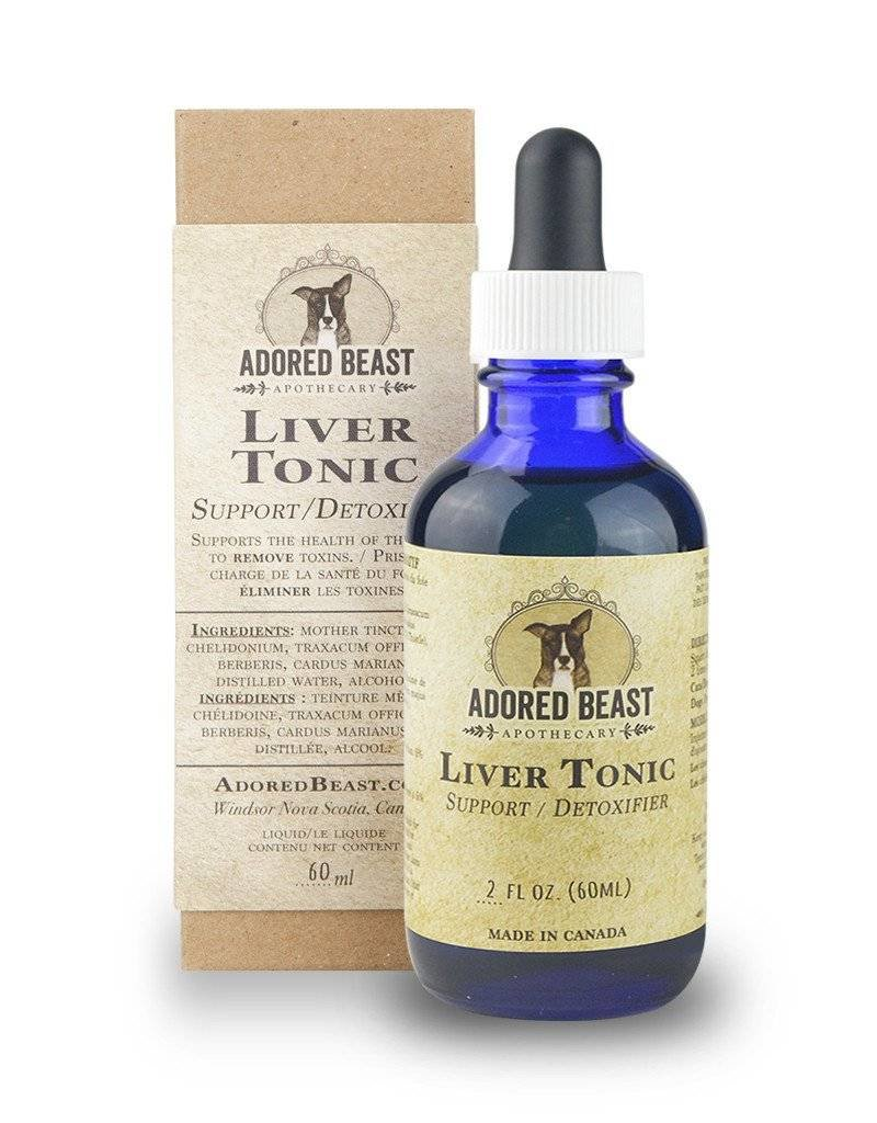 Adored Beast Liver Tonic