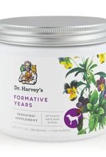 Dr. Harveys Formative Years