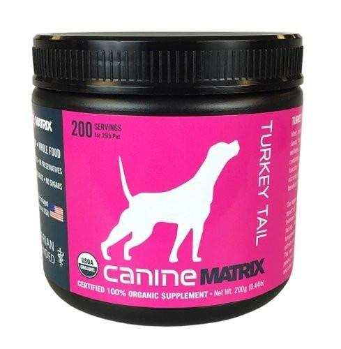 Canine matrix Turkey Tail 200g