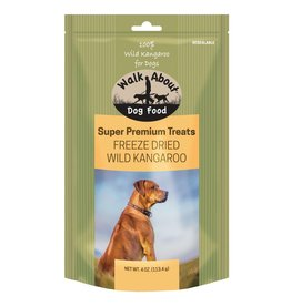 Walk About Freeze Dried Kangaroo