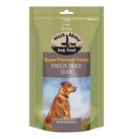 Walk About Freeze Dried Duck