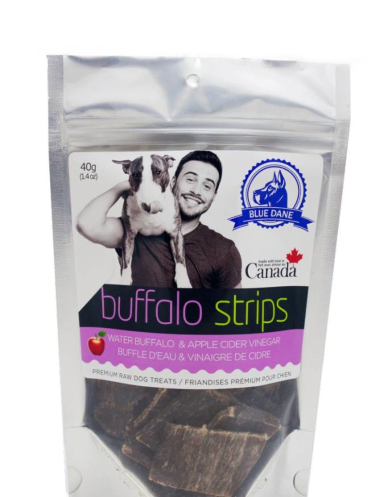 Blue Dane Buffalo Strips