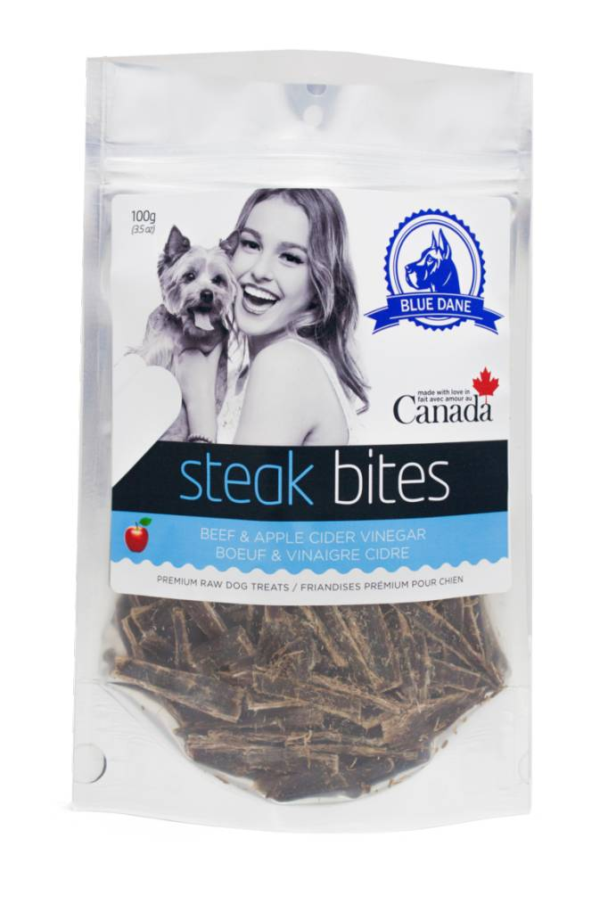Blue Dane Steak Bites