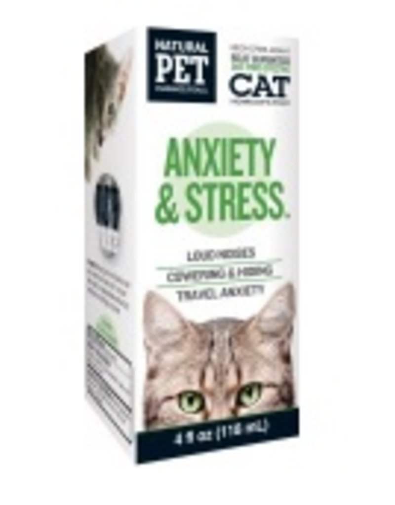 Natural Pet Pharmaceuticals Anxiety & Stress (Cat)