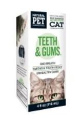 Natural Pet Pharmaceuticals Teeth & Gum (Cat)