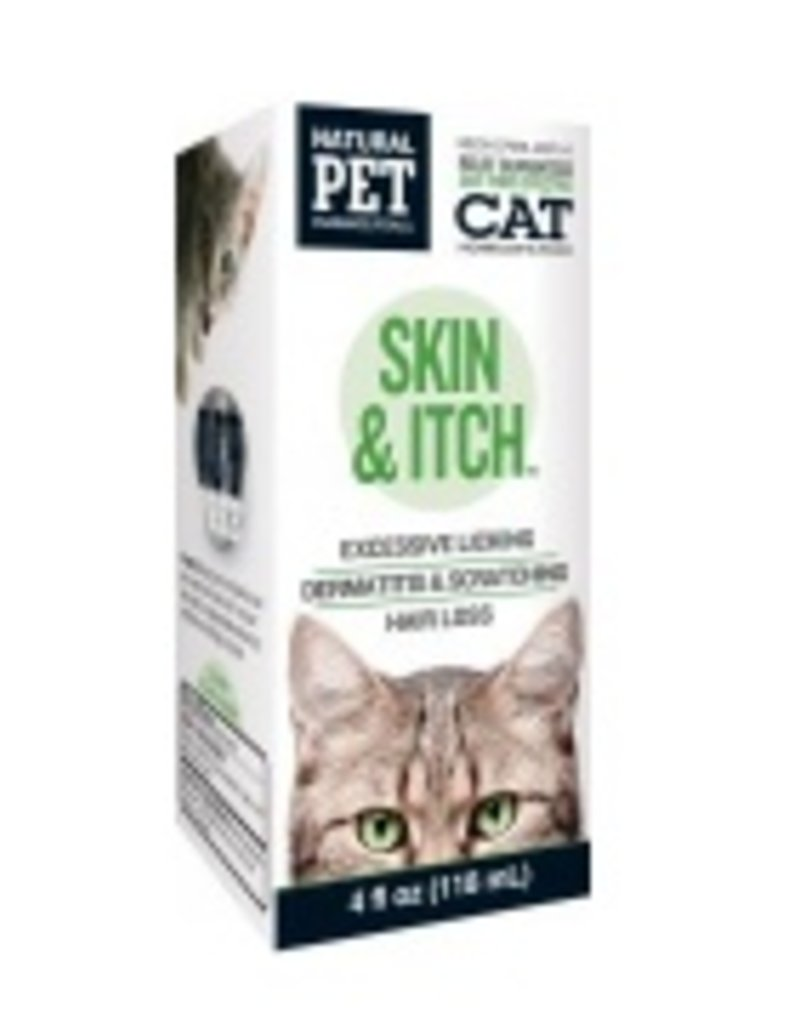 Natural Pet Pharmaceuticals Skin & Itch (Cat)
