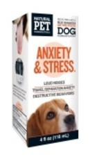 Natural Pet Pharmaceuticals Anxiety & Stress