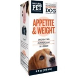 Natural Pet Pharmaceuticals Appetite & Weight