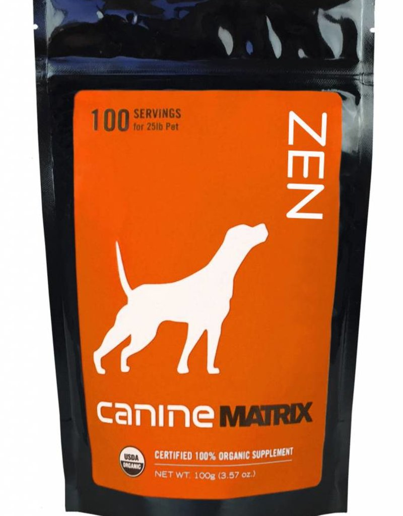 Canine matrix Zen 100g