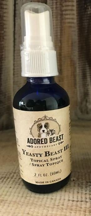 Adored Beast Yeasty Beast Topical