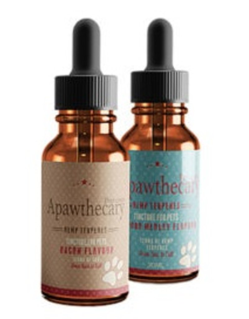 Apawthecary Pets Tincture-Bacon