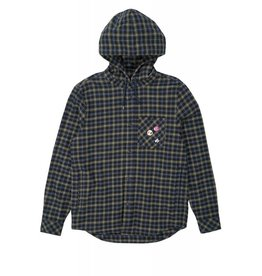 The Hundreds Highsmen L/S Woven