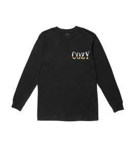 Team Cozy Chrome L/S T-Shirt