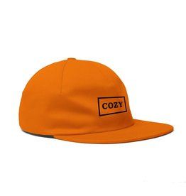 Team Cozy Box One Panel Hat Strap