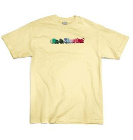 40s & Shorties Text Logo 3D T-Shirt