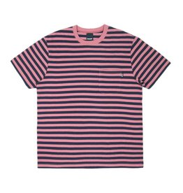 ONLY NY Nautical Stripe Pocket T-Shirt