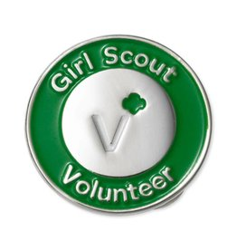 GIRL SCOUTS OF THE USA Volunteer Pin