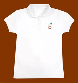 GIRL SCOUTS OF THE USA Brownie GS Shorthand Polo