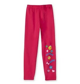 GIRL SCOUTS OF THE USA Daisy Pink Knit Pants
