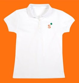 GIRL SCOUTS OF THE USA Senior GS Shorthand Polo
