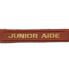 GIRL SCOUTS OF THE USA Junior Aide Award