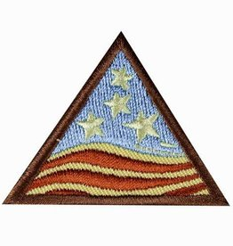 GIRL SCOUTS OF THE USA Brownie Celebrating Community Badge