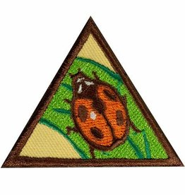 GIRL SCOUTS OF THE USA Brownie Bugs Badge