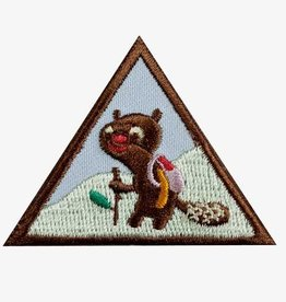 GIRL SCOUTS OF THE USA Brownie Hiker Badge