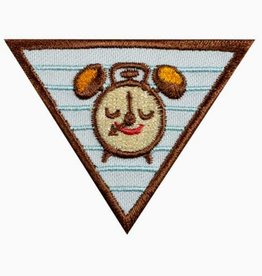 GIRL SCOUTS OF THE USA Brownie My Great Day Badge