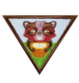 GIRL SCOUTS OF THE USA Brownie Potter Badge