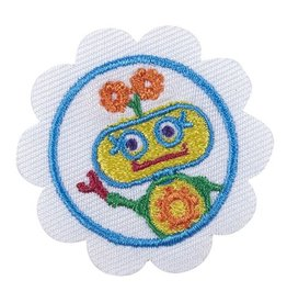 GIRL SCOUTS OF THE USA Daisy What Robots Do Badge