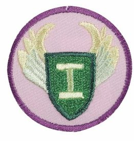 GIRL SCOUTS OF THE USA Junior Independence Badge