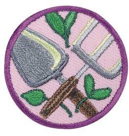 GIRL SCOUTS OF THE USA Junior Gardener Badge