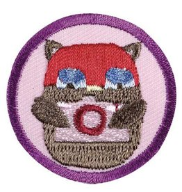 GIRL SCOUTS OF THE USA Junior Digital Photographer Badge