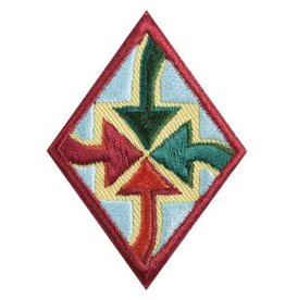 GIRL SCOUTS OF THE USA Cadette Find Common Ground Badge