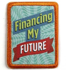 GIRL SCOUTS OF THE USA SR Financing my Future Badge