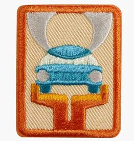 GIRL SCOUTS OF THE USA Senior Car Care Badge