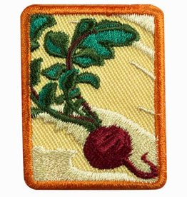 GIRL SCOUTS OF THE USA Senior Locavore Badge
