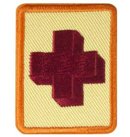 GIRL SCOUTS OF THE USA Senior First Aid Badge