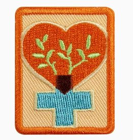 GIRL SCOUTS OF THE USA SR Women's Health Badge
