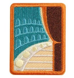 GIRL SCOUTS OF THE USA Senior Troupe Performer Badge