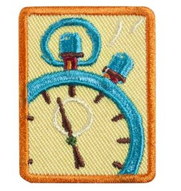 GIRL SCOUTS OF THE USA Senior Cross Training Badge