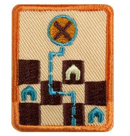 GIRL SCOUTS OF THE USA SR Game Visionary Badge