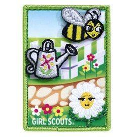 GIRL SCOUTS OF THE USA Daisy Flower Garden Award