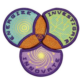 GIRL SCOUTS OF THE USA Junior Get Moving Award