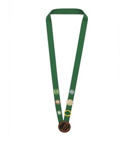 GIRL SCOUTS OF THE USA Adult Official  Pin Lanyard