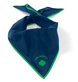 GIRL SCOUTS OF THE USA Senior/Ambassador Scarf