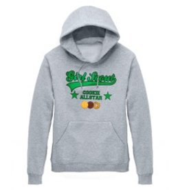 GIRL SCOUTS OF THE USA Cookie All Star Hoodie